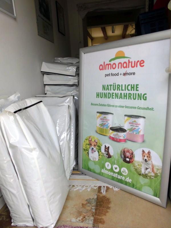 Futterspende Von Almo Nature!